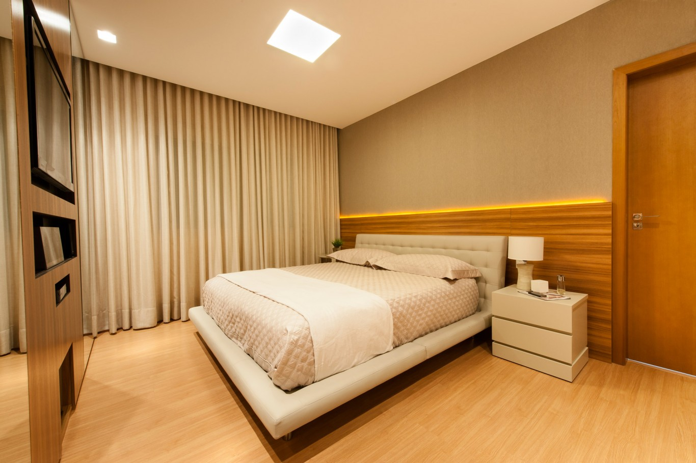 Apartamento Vidal - Quarto Casal
