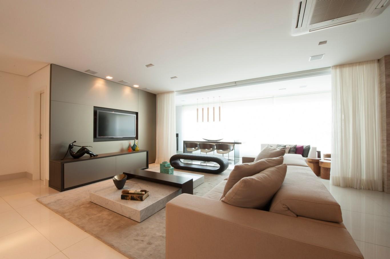 Apartamento Vidal - Sala de Estar