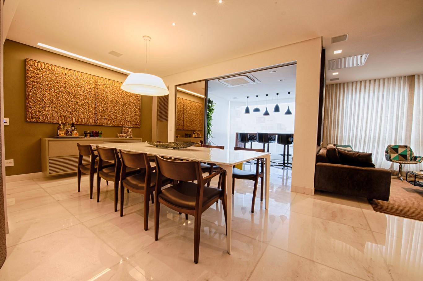 Apartamento Bairro Santo Agostinho - Sala de Jantar