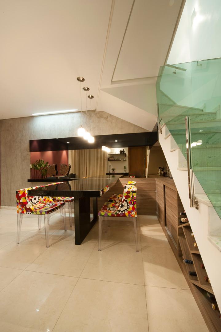 Apartamento Savassi - Escadas