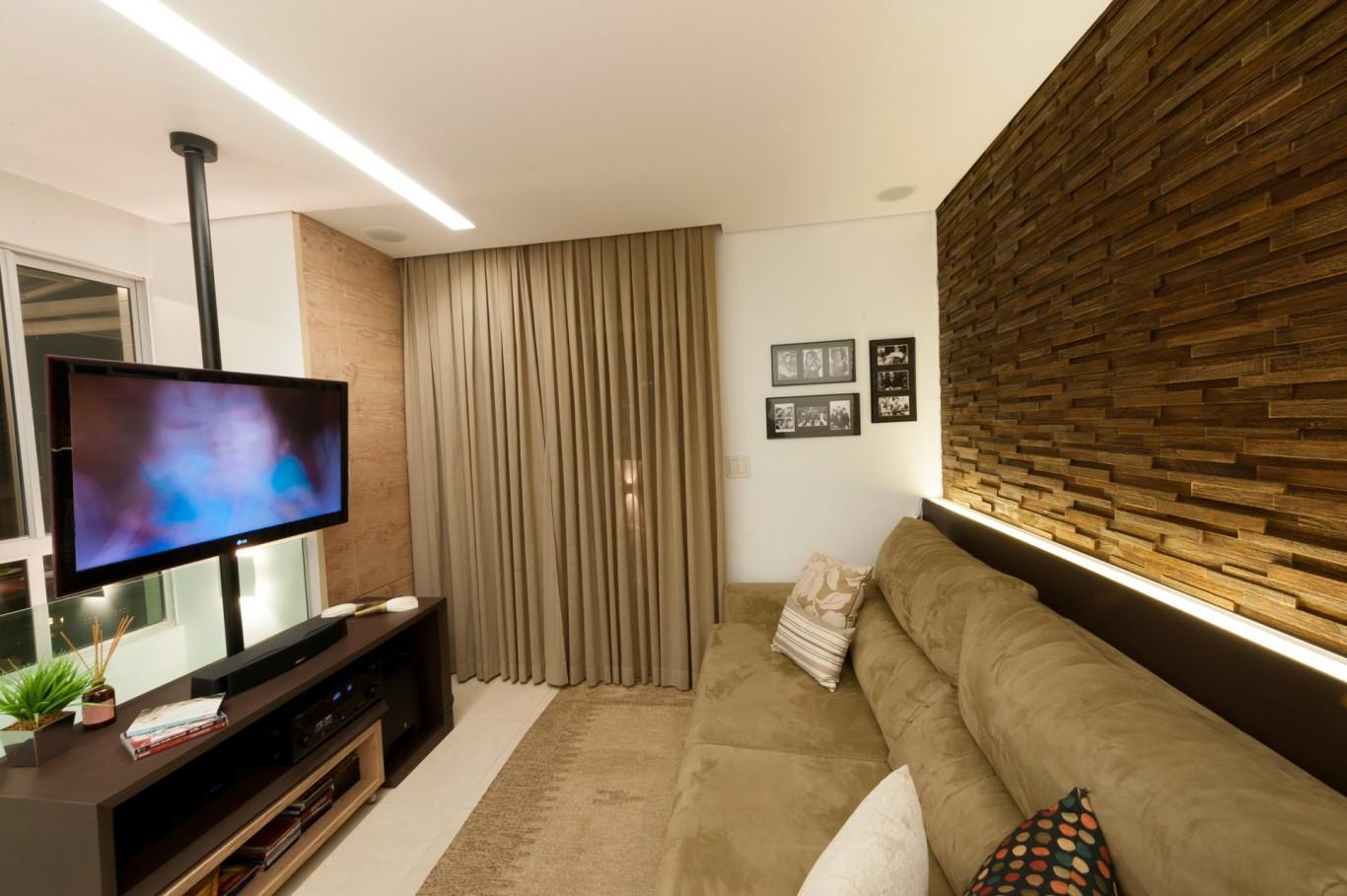 Apartamento Savassi - Espaço TV