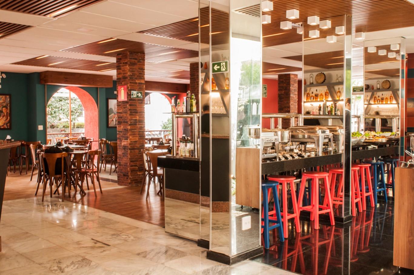 No Arco da Lapa - Restaurante - Espaço Interno